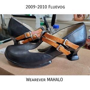 Fluevog Wearevers MAHALO Heels 9.5